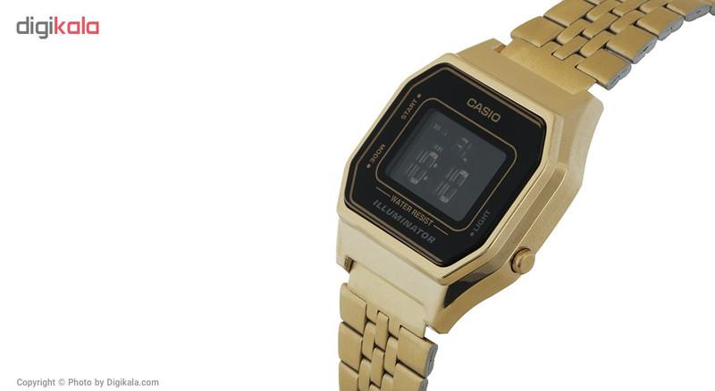 ساعت مچی دیجیتال زنانه کاسیو مدل LA680WGA-1BDF