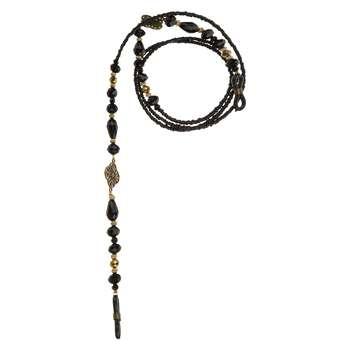بند عینک لاچو مدل Black Stone