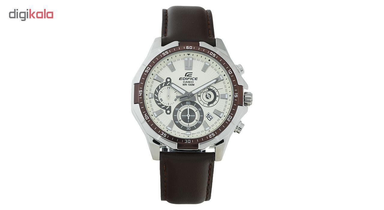 خرید ساعت مچی عقربه ای مردانه کاسیو مدل EFR-554L-7AVUDF