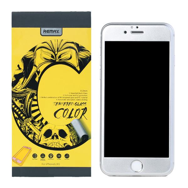 محافظ صفحه نمایش ریمکس مدل Color مناسب برای گوشی موبایل اپل iPhone 6 Plus/6s Plus