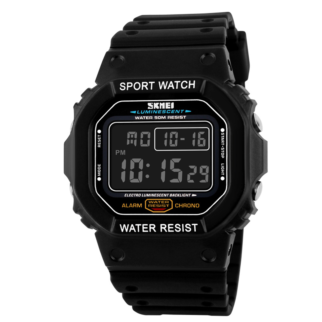 ساعت مچی دیجیتالی مردانه اسکمی مدل 1134 12