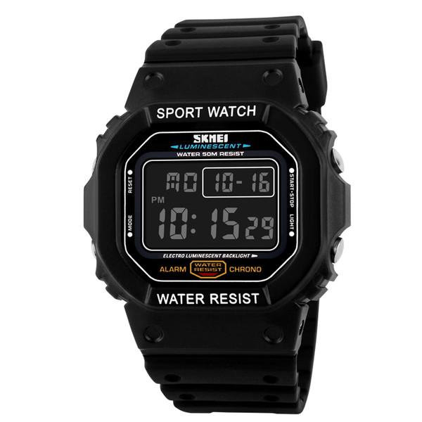 ساعت مچی دیجیتالی مردانه اسکمی مدل 1134