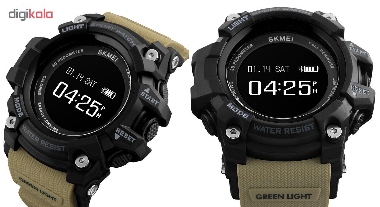 خرید ساعت مچی دیجیتالی مردانه اسکمی مدل 1188 کد 02