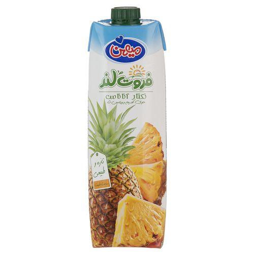 نکتار آناناس میهن حجم 1 لیتر