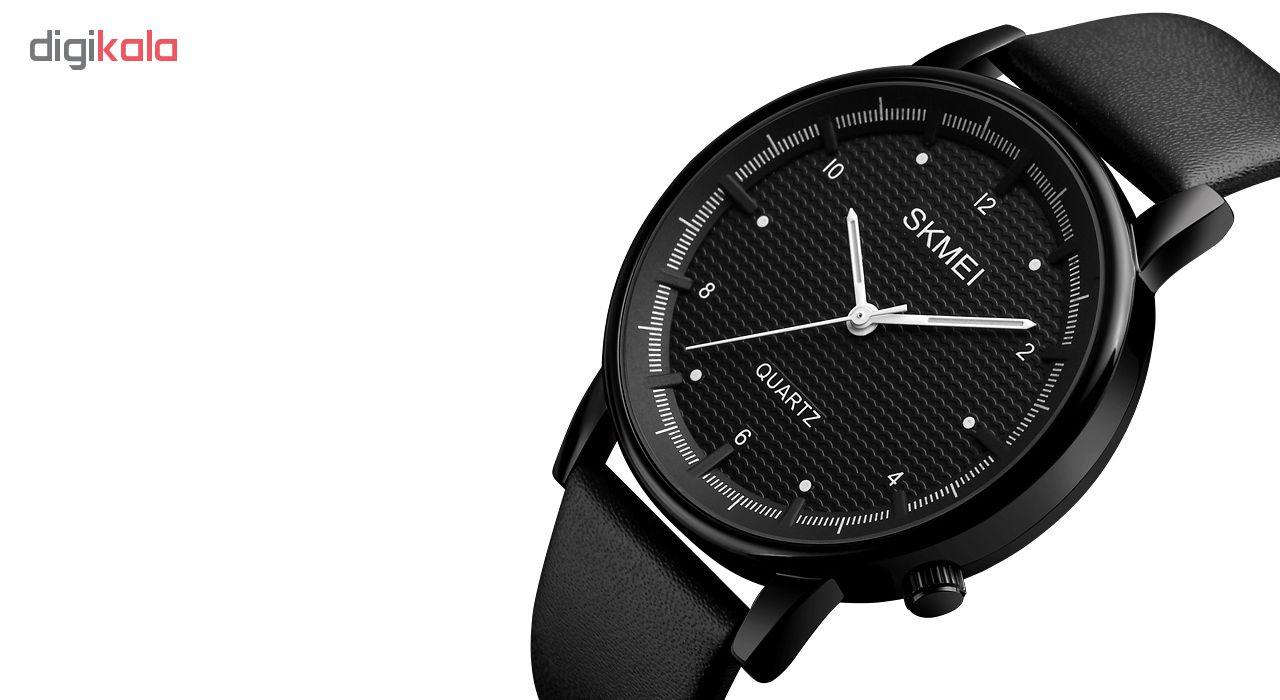 خرید ساعت مچی عقربه ای مردانه اسکمی مدل 1210 کد 03 | ساعت مچی