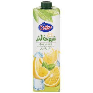 نوشیدنی لیموناد میهن حجم 1 لیتر