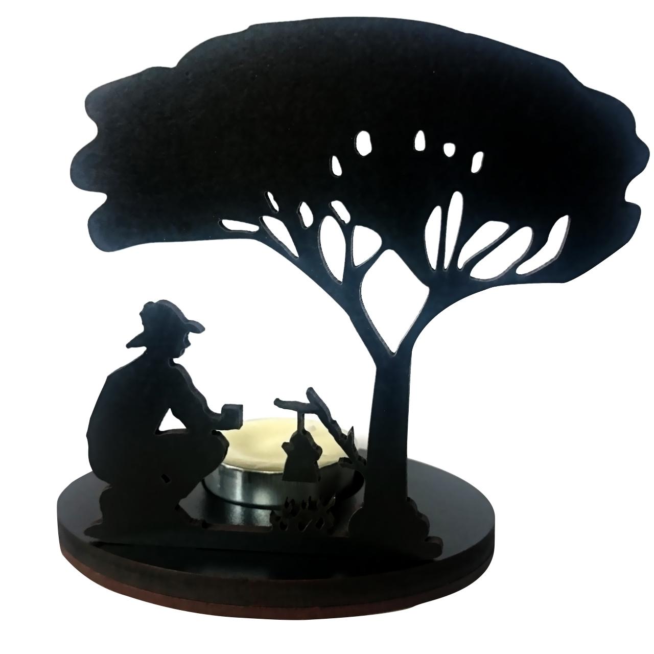 جاشمعی ژیوار مدل چای شبانه