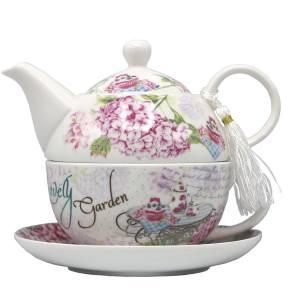 سرویس چای خوری 3 پارچه دیزاین مدل 2 -10-20