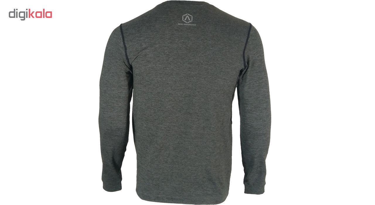 تی شرت آستین بلند ورزشی  مردانه آنتا مدل 85547430-1