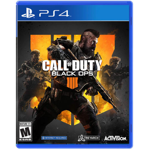 بازی  Call Of Duty Black Ops IIII مخصوص PS4
