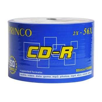سی دی خام پرینکو باجت مدل CD-R 80 بسته ۵۰ عددی