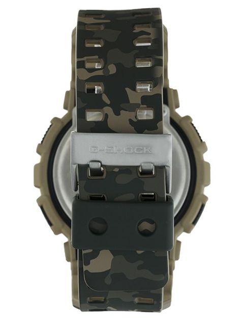 ساعت مچی عقربه ای مردانه کاسیو جی شاک مدل GA-100CM-5ADR -  - 2