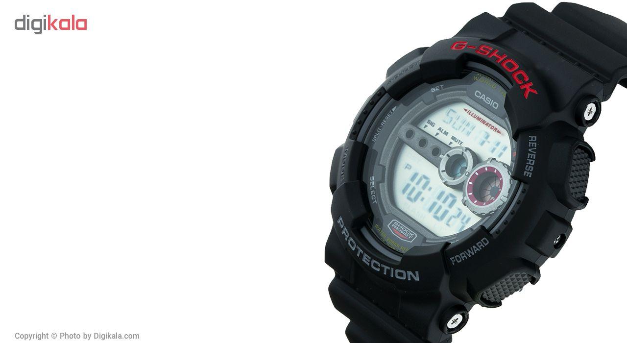 ساعت مچی دیجیتالی مردانه کاسیو جی شاک GD-100-1ADR             قیمت