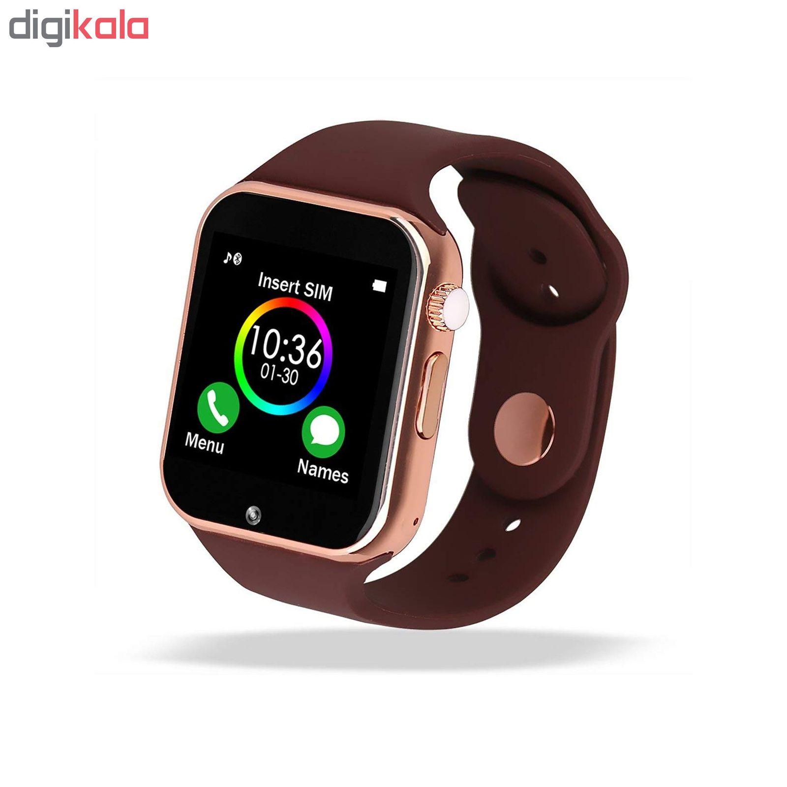 ساعت هوشمند نوا مدل A1 به همراه باتری اضافه اسمارت الکتریک main 1 7