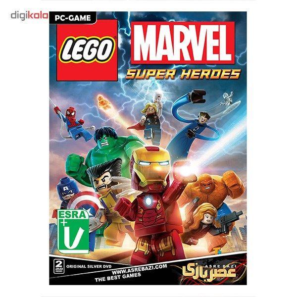 بازی کامپیوتری Lego Super Heroes main 1 2