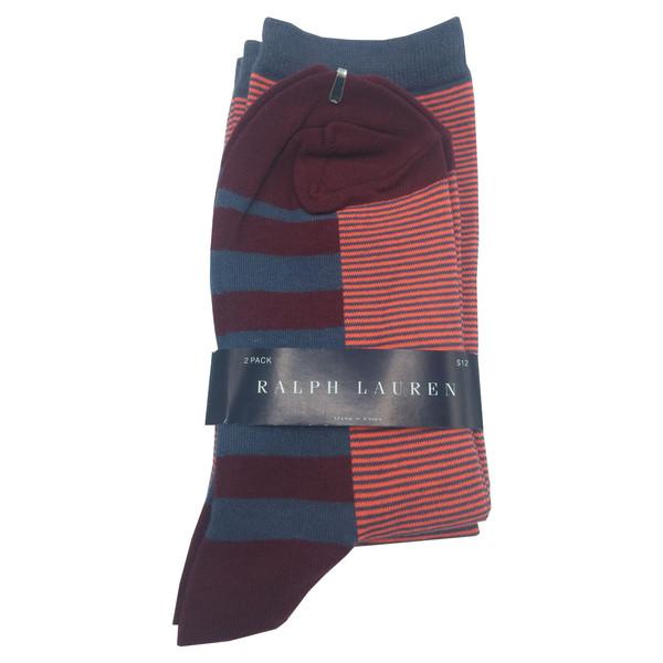 جوراب زنانه رالف لورن مدل Ri3s0n بسته 2 عددی