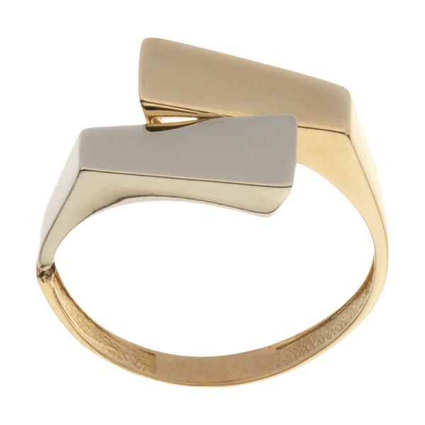 انگشتر طلا 18 عیار زنانه مدیسا مدل R1045-55