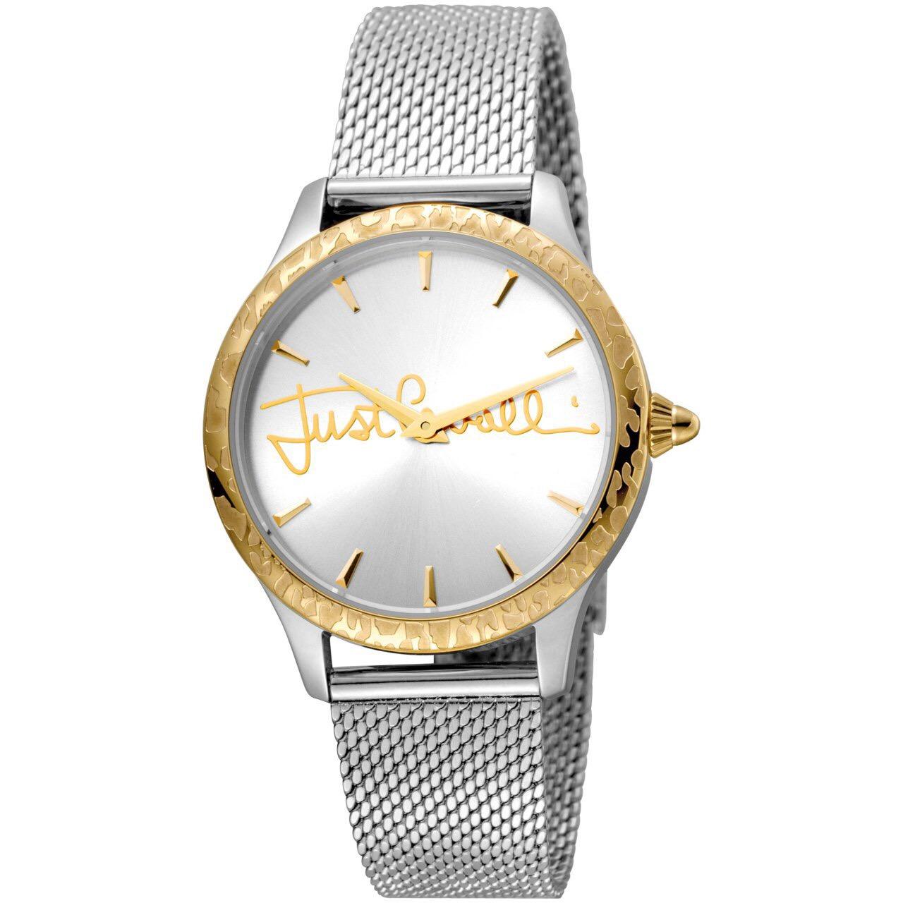 ساعت مچی عقربه ای زنانه جاست کاوالی مدل JC1L023M0115