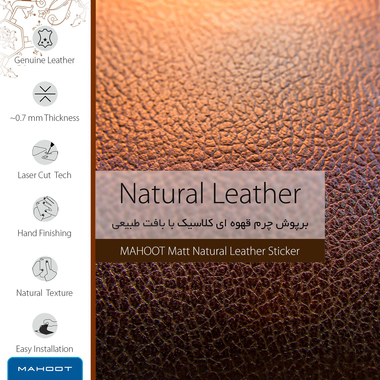 برچسب پوششی ماهوت مدل Natural-Leather مناسب برای گوشی موبایل آنر 9 thumb 2 2