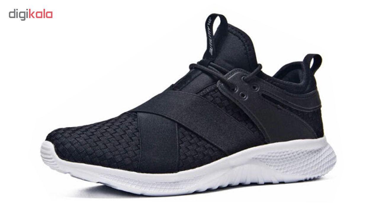 کفش مخصوص پیاده روی مردانه 361 درجه مدل W571816703-3