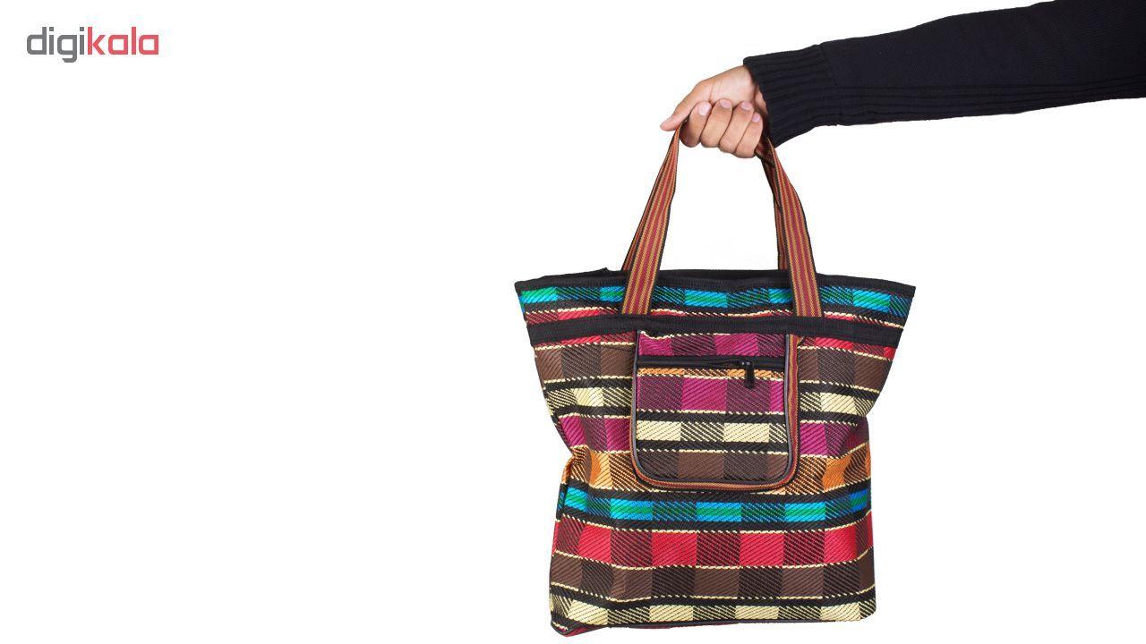 کیف دستی زنانه طرح سنتی کد 003 main 1 4