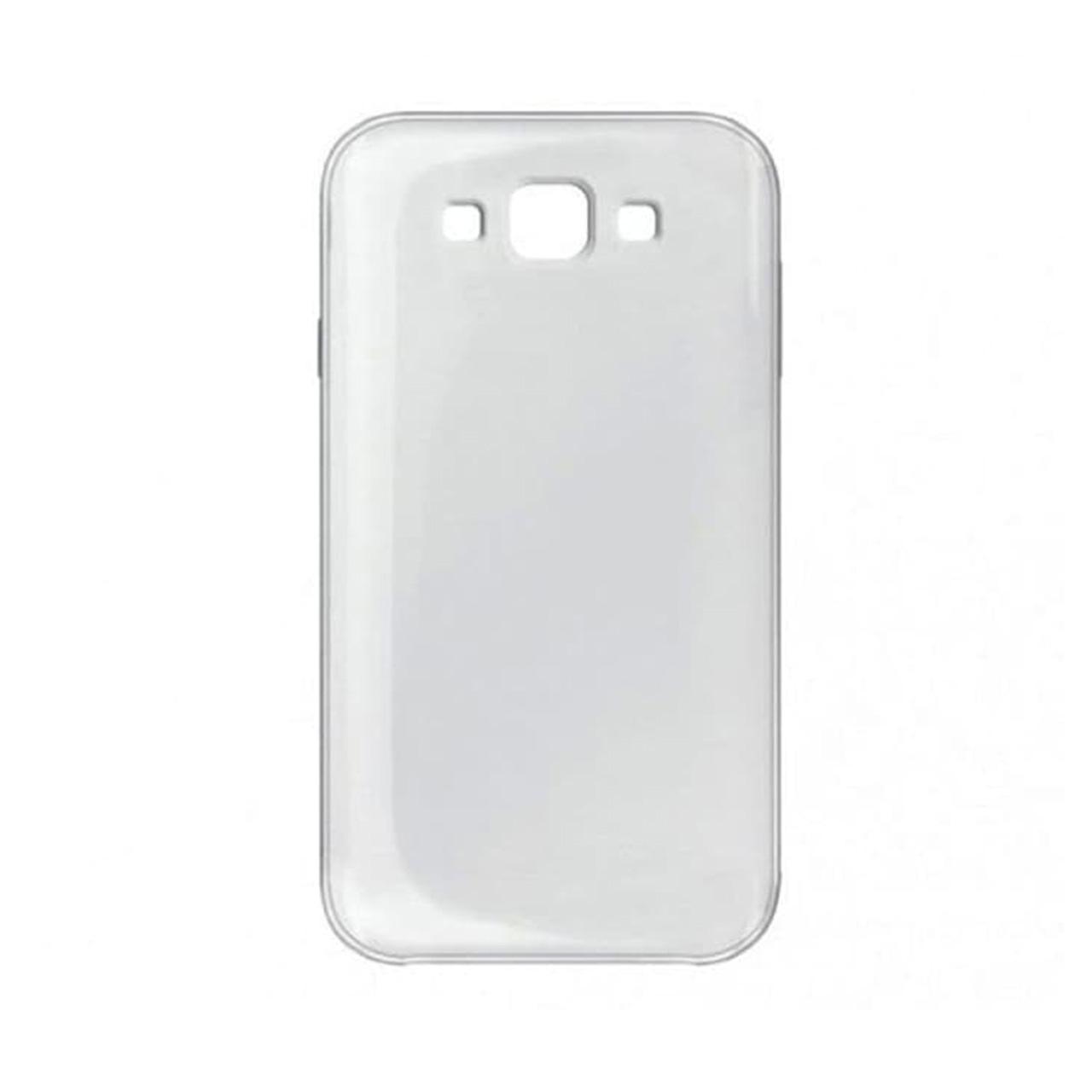 کاور ژله ای مدل Clear مناسب برای گوشی موبایل سامسونگ Samsung galaxy E7