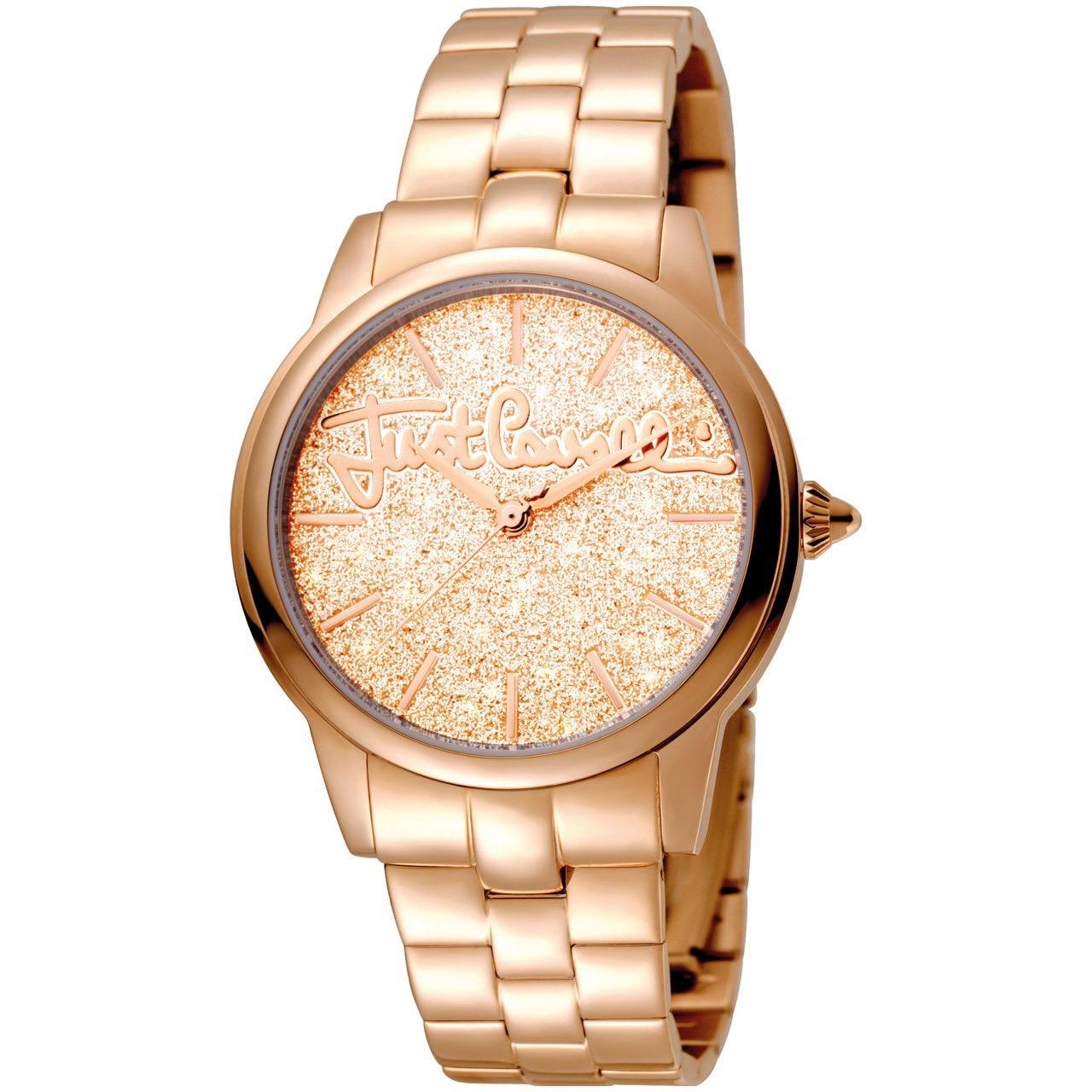 ساعت مچی عقربه ای زنانه جاست کاوالی مدل JC1L006M0115 11