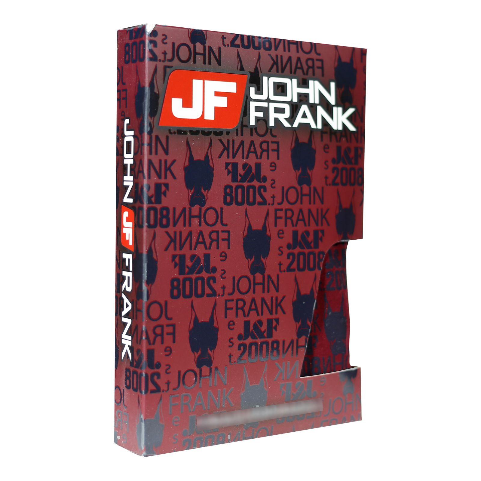 شورت مردانه جان فرانک کد BL-JB 102 -  - 4