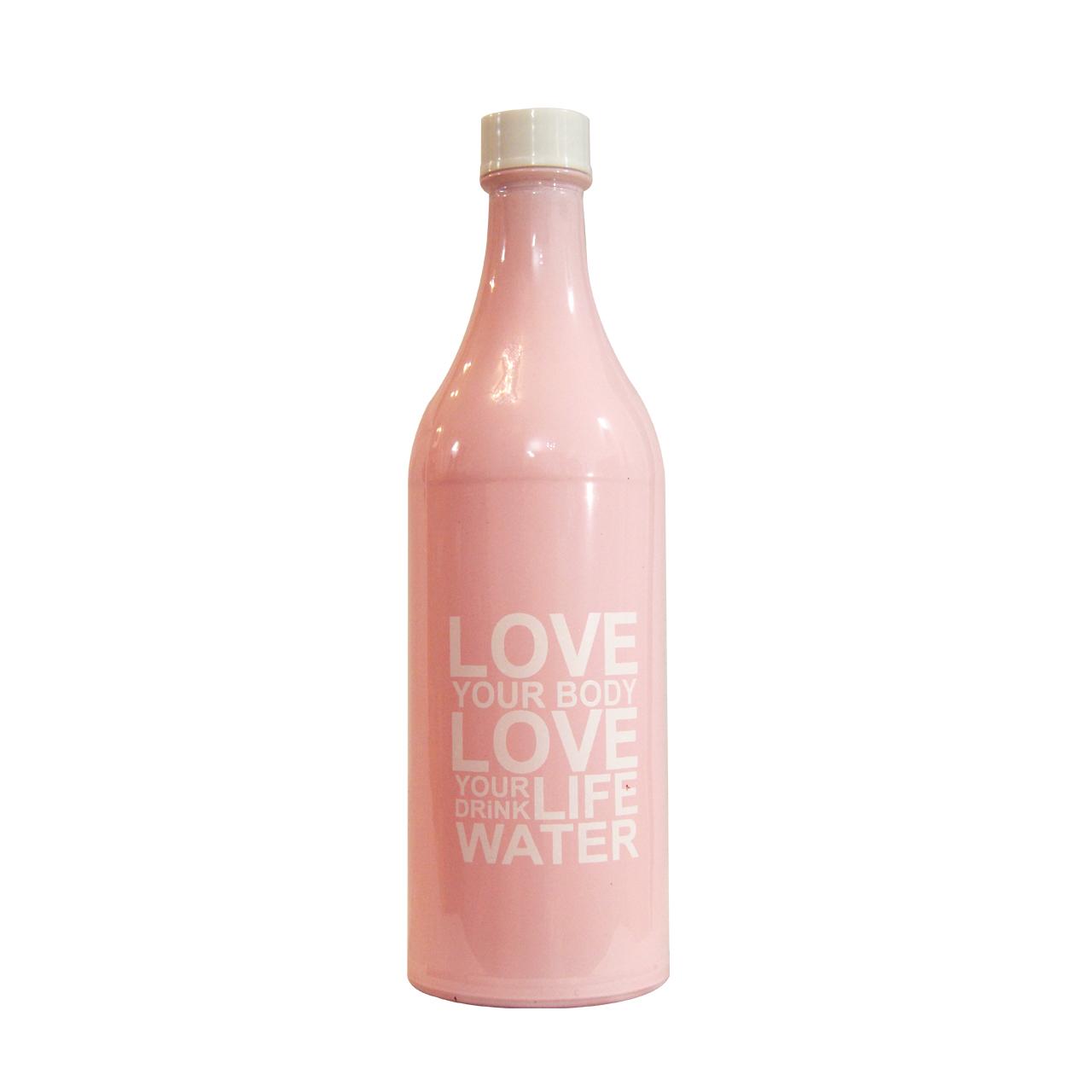 بطری آب طرح Love کد 127