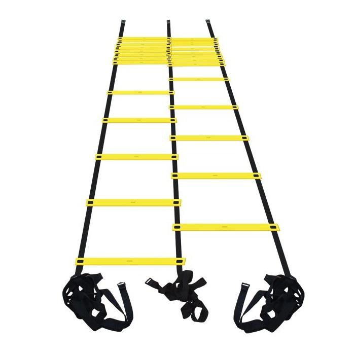 نردبان چابکی ایروبیک نیشن فیتنس مدل Double سایز 8 متری