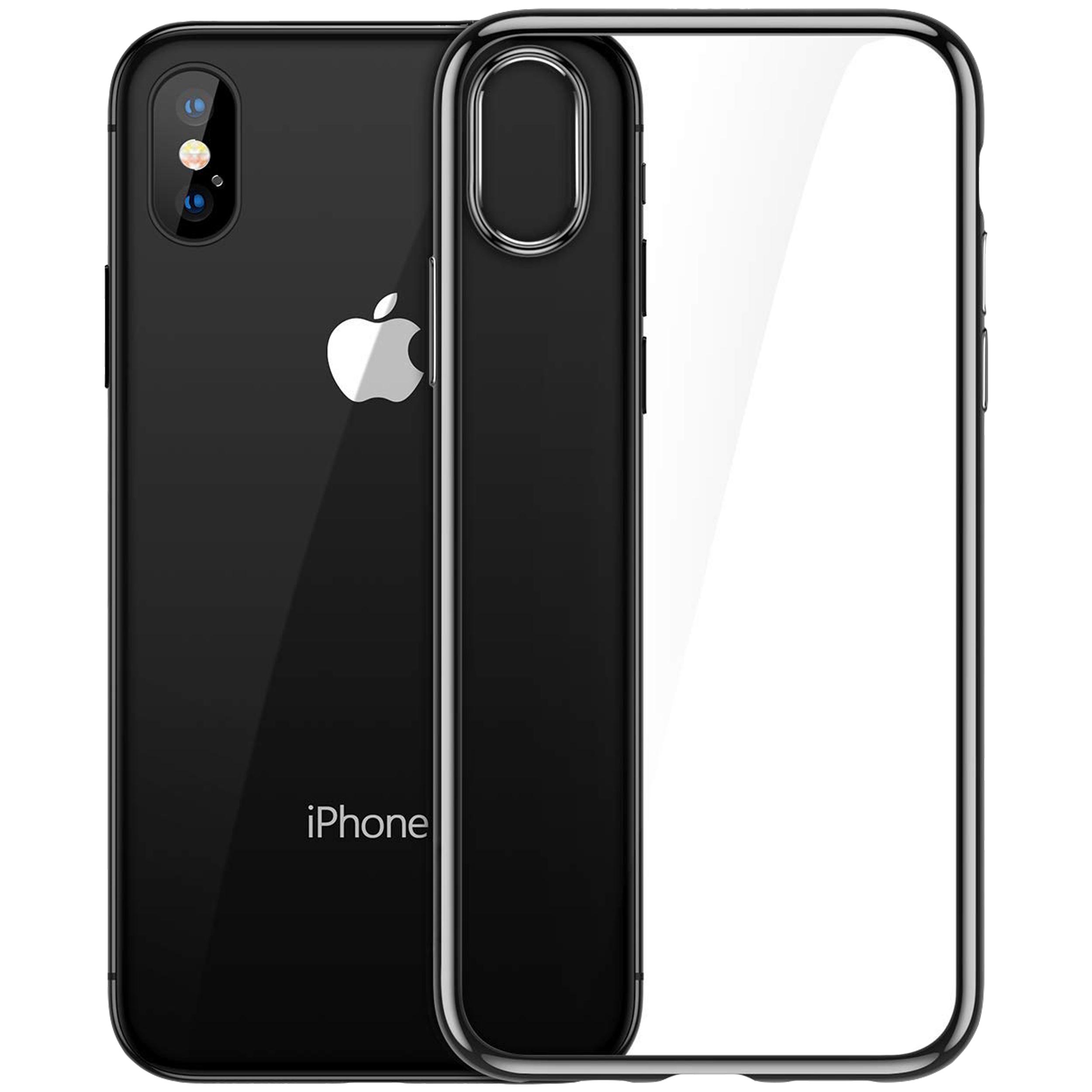 کاور یو یی مدل Transparent مناسب برای گوشی موبایل اپل iPhone Xs Max