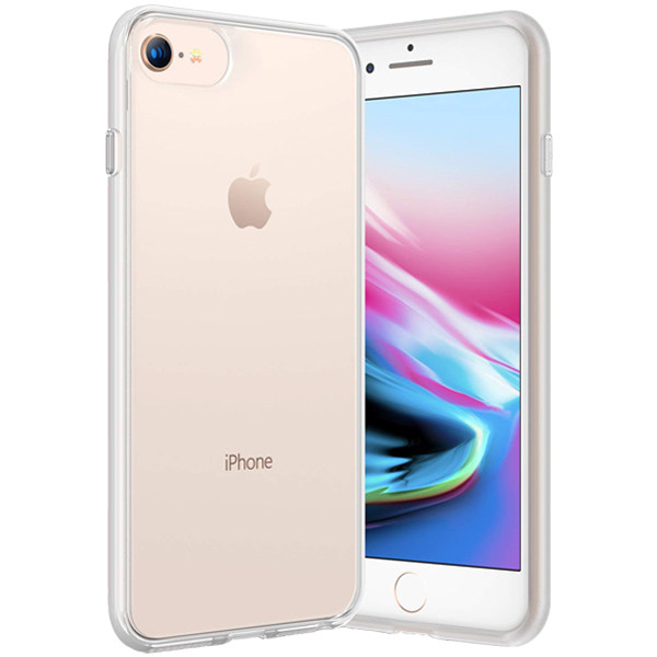 کاور یو یی مدل Transparent مناسب برای گوشی موبایل اپل iPhone 7/8