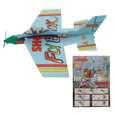 ساختنی طرح هواپیما مدل MB-303 thumb 2