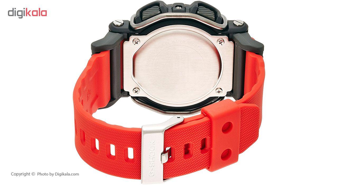ساعت  کاسیو جی شاک مدل GD-400-4DR