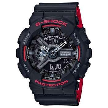 تصویر ساعت مچی عقربه ای مردانه کاسیو جی شاک مدل GA-110HR-1ADR Casio G-Shock GA-110HR-1ADR Watch For Men
