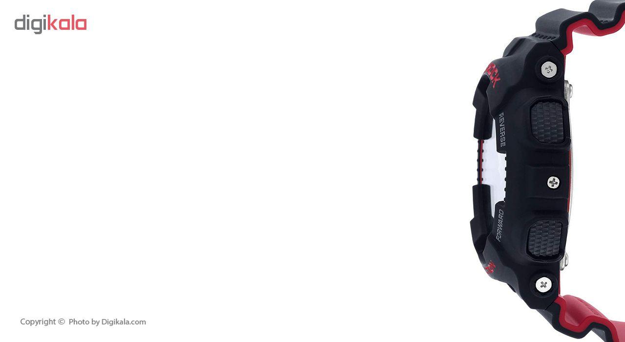 ساعت مچی عقربه ای مردانه کاسیو جی شاک مدل GA-110HR-1ADR