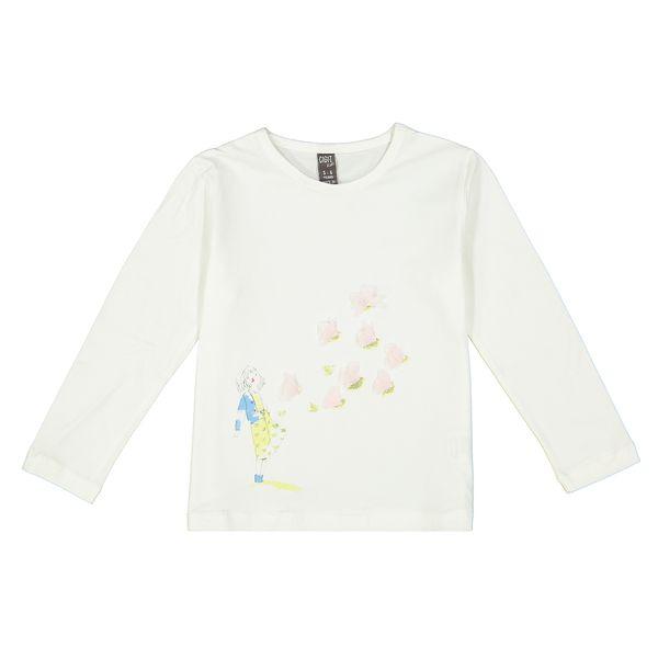 تی شرت دخترانه گیگیت مدل MLPR