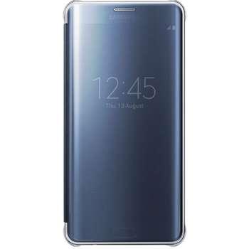 کیف کلاسوری مدل Clear View مناسب برای گوشی موبایل گلکسی S6 Edge Plus