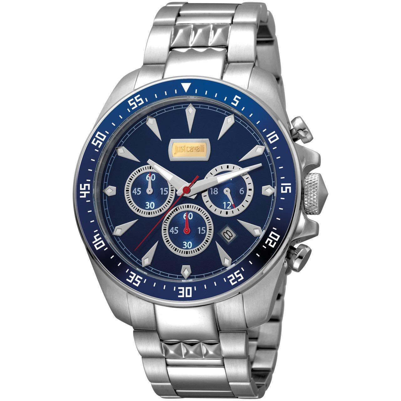 کد تخفیف                                      ساعت مچی عقربه ای مردانه جاست کاوالی مدل JC1G013M0055