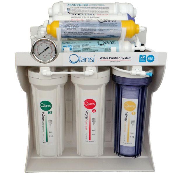 دستگاه تصفیه کننده آب خانگی اولانسی مدل RO-A930