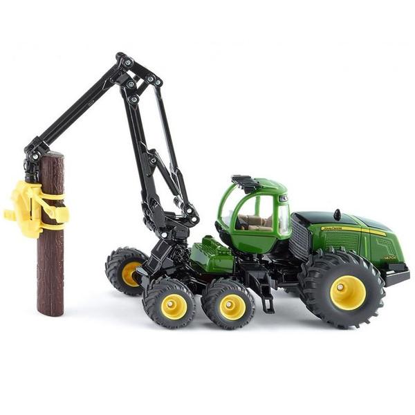 ماشین بازی Siku مدل John Deere Harvester