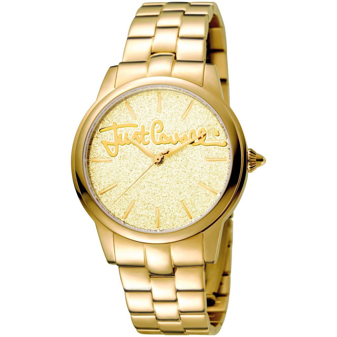 ساعت مچی عقربه ای زنانه جاست کاوالی مدل JC1L006M0095 18