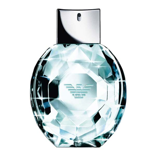 ادو تویلت زنانه جورجیو آرمانی مدل Emporio Armani Diamonds Eau de Toilette حجم 100 میلی لیتر