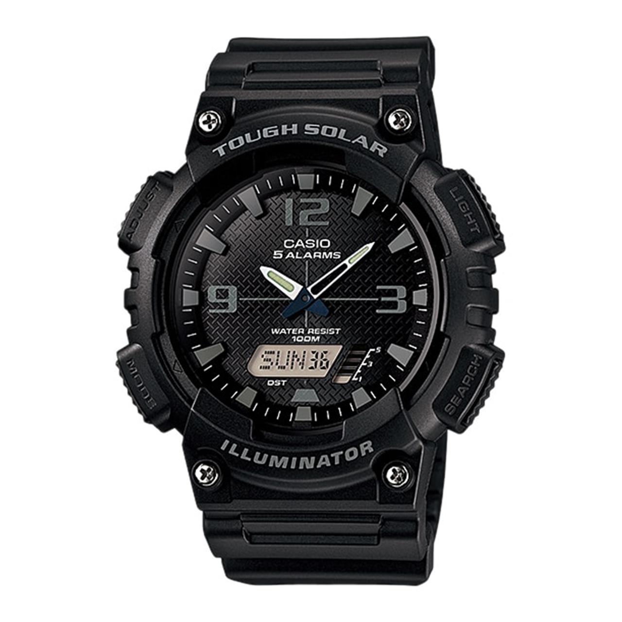 ساعت مچی عقربه ای مردانه کاسیو مدل AQ-S810W-1A2VDF 25