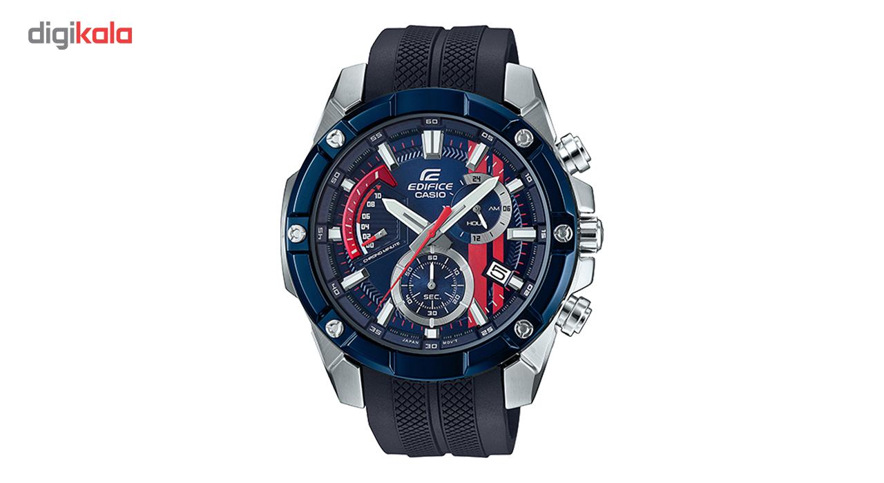 خرید ساعت مچی عقربه ای مردانه کاسیو ادیفایس مدل EFR-559TRP-2ADR