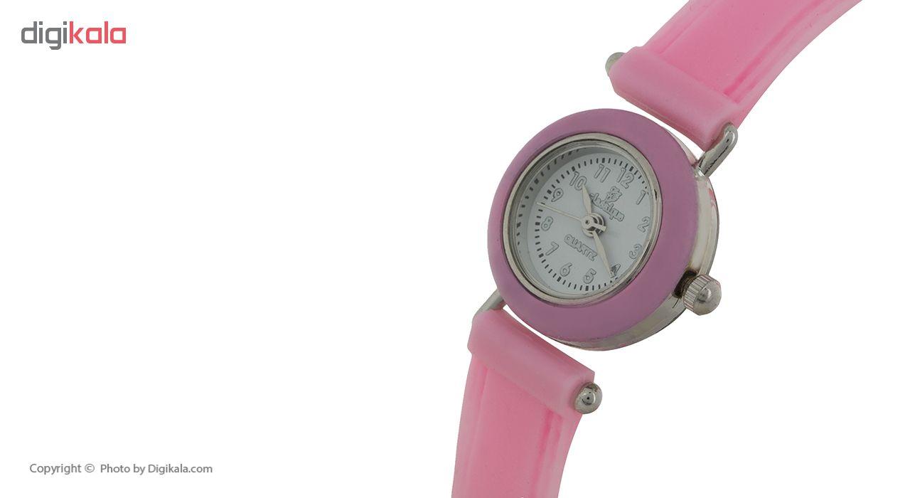 ساعت مچی عقربه ای زنانه کلاسیک مدل 2 ساعته