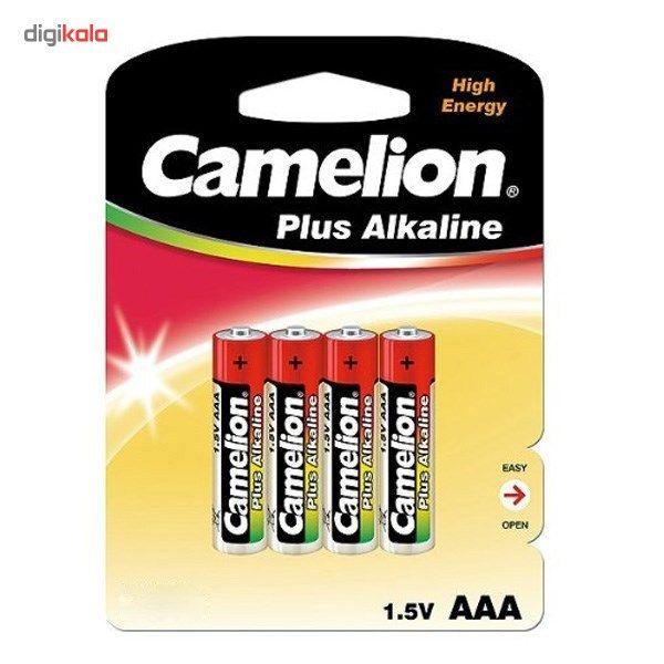باتری کملیون مدل پلاس آلکالاین بسته 8 عددی main 1 2