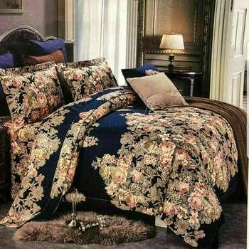 سرویس خواب مدل گلبرگ دونفره ۶ تکه