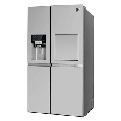 راهنمای خرید انواع یخچال و فریزر خوب ساید بای ساید باید