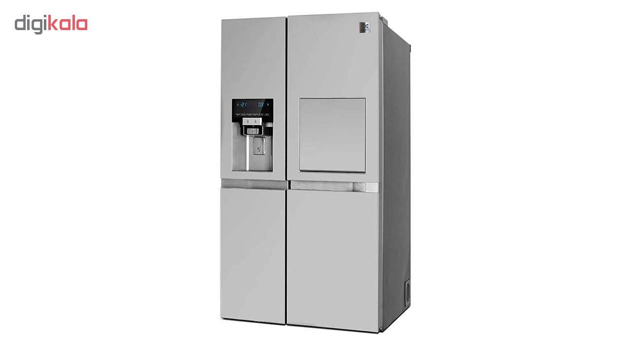 یخچال و فریزر ساید بای ساید دوو مدل D2S-3033 main 1 1